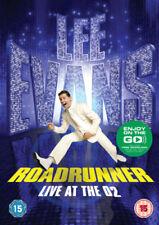 Lee Evans: Roadrunner - Live at the O2 DVD (2011) Lee Evans