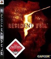 Playstation 3 RESIDENT EVIL 5 Originalversion *Sehr guter Zustand