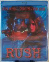 Rush Blu-ray (2015 - Kino Lorber)~ Jason Patric Jennifer Jason Leigh Sam Elliott