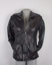 Marc New York by Andrew Marc Coat Women S Black Leather Jacket MSRP $547 X302A