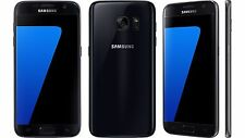 "Samsung Galaxy S7 Smartphone, Android 5.1"" 4G LTE SIM Free 32GB - Black (374863)"
