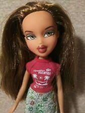 Bratz Doll, Sun Kissed Summer Yasmin, Caramel Brown Hair, Flip Flops