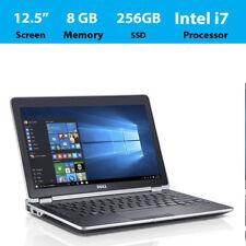 Dell Latitude E6230 Core i7 8GB Ram  256GB SSD Microsoft Windows 10 Laptop