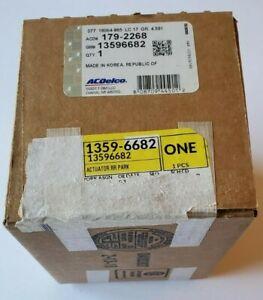 GM #13596682 NOS GENUINE GM OEM AC Delco 179-2286 Actuator Rear Park Brake BL16