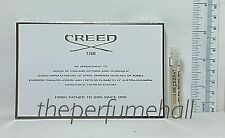 Creed Bois de Cedrat Sample vial Calabrian Mandarin Sicilian Lemon Cedarwood