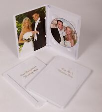 Caja de DVD de Boda x 10