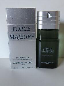 BOGART FORCE MAJEURE EAU DE TOILETTE POUR HOMME 100ML/ 3,33 FL.OZ VAPORISATEUR