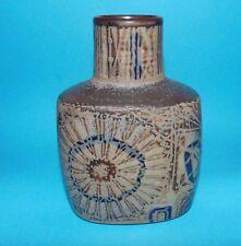 Royal Copenhagen pottery  vase baca 'Fajance'  1st quality (7593)