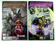 Marvel GUARDIANS OF THE GALAXY (2013) #1 Phantom + DEADPOOL Variant Ships FREE!