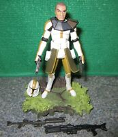 Star Wars: The Clone Wars 327th COMMANDER BLY Action Figure - Used