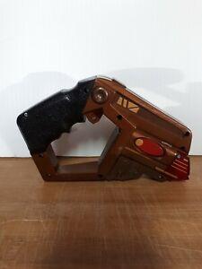 Vintage 1995 Playmates Star Trek Bajoran Phaser Laser Gun Toy Used