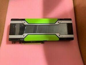 nVidia Tesla M40 12GB GDDR5 PCIe GPU / Dell CJTFF C4130 (No Bracket)