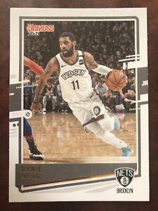 Kyrie Irving Brooklyn Nets Donruss 20/21 Basketballkarte