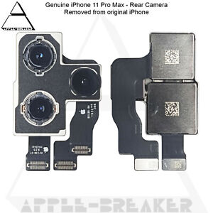 100% original genuine Apple iPhone 11 pro Max Rear Back Camera Lens Flex Cable