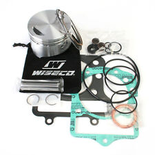 WISECO KAWASAKI KLF300 KLF 300 BAYOU 2X4 4X4 77.00 MM  PISTON TOP END KIT 86-03