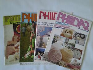 phildar /  catalogue tricot poupée lot