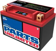 LiFePO4 Lithium-Ion Battery Parts Unlimited 2113-0687 Replaces YTX14 Batteries