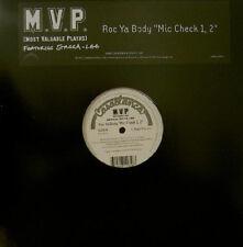 """M.V.P. / Roc Ya Body """"Mic Check 1, 2"""""""