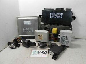 Kit Chiave ECU Rover 75 2.0 CDT 85kw 204D2 2000 0281001895 YWC107110