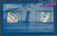 Austria Bloque 25, con real Swarovski-Cristales nuevo 2004 Swarovski (8578177