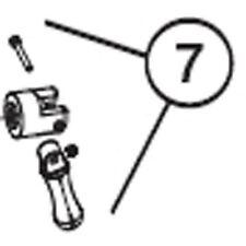 pas de Boulons Inclus Park Tool 1686-Plastique réglage en hauteur à pince pour PCS9