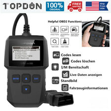 Automotive OBD II OBD2 EOBD Vehicles DIAGNOSTICS Fault Code Reader Scanner Tool