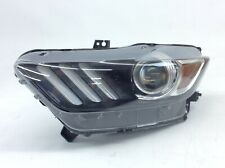 2015-2019 Ford Mustang Left Hand Driver Side HID Decontented Headlamp Light OEM