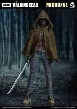 "Threezero The Walking Dead Michonne Retail Version 1/6 12"" Action Figure"