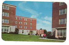 Vintage Postcard South Campus University of Connecticut Dormitories for Women