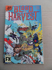 Blood is the Harvest 2 .  Eclipse 1992 -  FN / VF