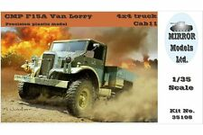 Mirror Models 35108 1/35 CMP F15A Ford Truck