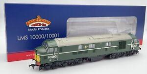 Bachmann 31-997 Class D/16 LMS 10001 BR Green Eggshell Blue Waistband OO Gauge
