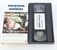 Drowning By Numbers VHS Joan Plowright Joely Richardson Peter Greenway