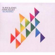 BLANK & JONES - MARK REEDER-REORDERED  CD NEW+