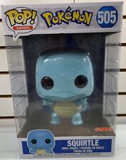 Funko Pop Pokemon Squirtle Super Size