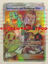 213/214Seminario del Professor Elm - ULTRA RARA - TUONI PERDUTI - ITALIANO