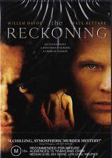 RECKONING - WILLEM DEFOE & PAUL BETTANY - NEW & SEALED REGION 4 DVD