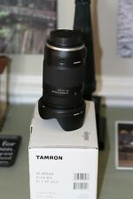 Tamron 18-400mm F/3.5-6.3 HLD Di-II VC Lens For Canon - Perfect condition!!