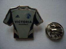 Pin weiss FC Schalke 04