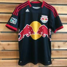 Adidas New York Red Bulls MLS Soccer/Football Jersey YOUTH XL