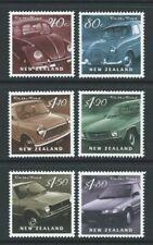 Sellos de Australia y Oceanía de coches