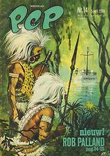 PEP 1969 nr. 14 - ROB PALLAND (COVER HANS G. KRESSE)/VARIOUS COMICS