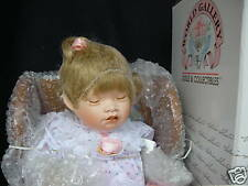 World Gallery By Valeria Shelton Porcelain Doll Ltd Ed NIB Shannon Collectible