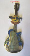 Hard Rock Cafe MANCHESTER Urbis Guitar Series Pin .