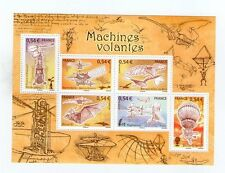 STAMP / TIMBRE FRANCE NEUF BLOC N°  103 ** AVIATION / LES MACHINES VOLANTES