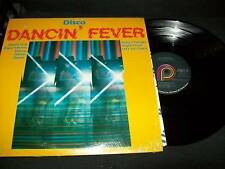 Disco Dancin' Fever-disco Inferno-va-lp-pickwick-shrink