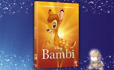 BAMBI edizione 2015 I Classici Disney - DVD nuovo sigillato EDICOLA slipcase