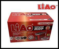 Quasaro® - Tornado 3 Way Drive Mop & Bucket Set 10 Litre 360° Rotatable Mop Head