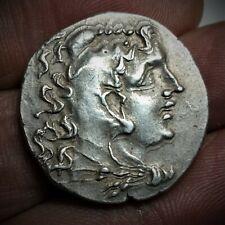 Macedonian Kingdom Thrace Odessos Alexander III AR tetradrachm