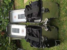 Bmw R1200gs Adventure Aluminio Alforja Forro interior Bags bolsas de equipaje